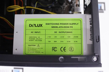 Системный блок Б/У Delux DW600 - 1903