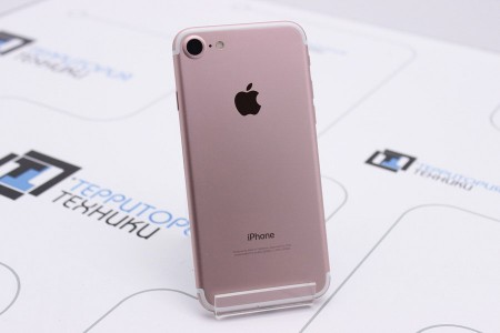 Смартфон Б/У Apple iPhone 7 32GB Rose Gold