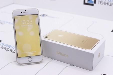 Смартфон Б/У Apple iPhone 7 32GB Gold