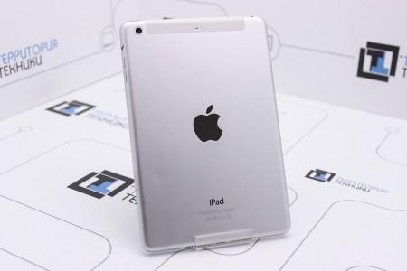 Планшет Б/У Apple iPad mini 64GB LTE Silver (2-ое поколение)