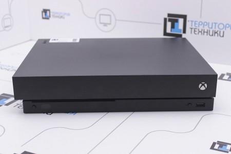 Приставка Б/У Microsoft Xbox One X 1TB
