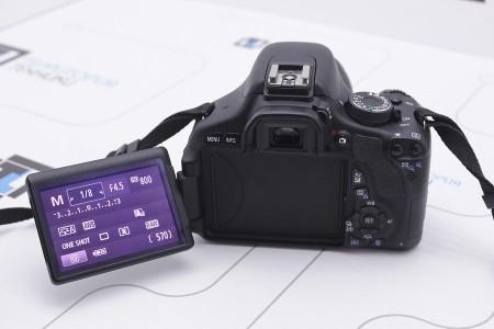 Фотоаппарат Б/У зеркальный Canon EOS 600D Kit 18-55mm III