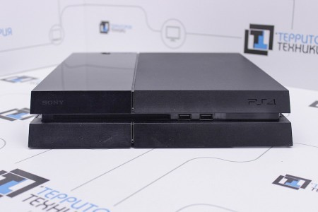 Приставка Б/У Sony PlayStation 4 1TB