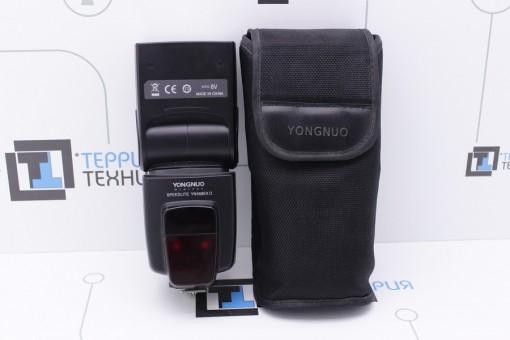 Вспышка Yongnuo YN-568EX II для Canon