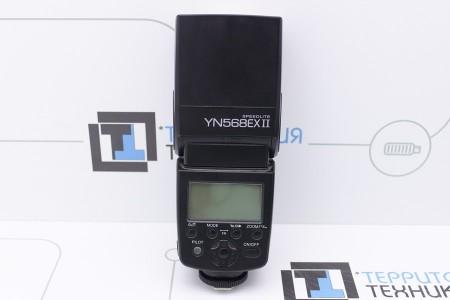 Вспышка Б/У Yongnuo YN-568EX II для Canon