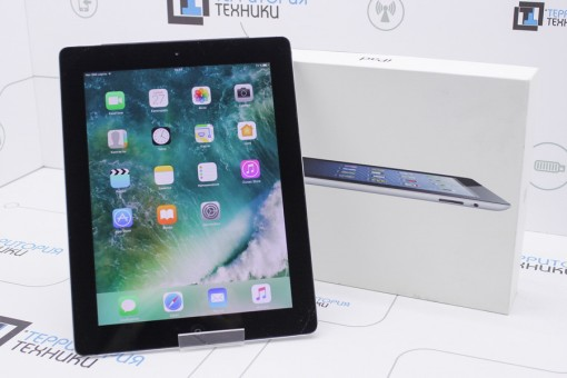 Apple iPad 32GB LTE Black (4 поколение)