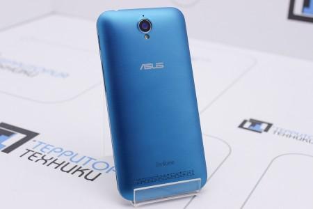 Смартфон Б/У ASUS ZenFone Go Blue