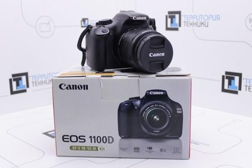Canon EOS 1100D Kit 18-55mm IS II