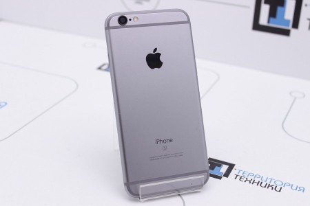Смартфон Б/У Apple iPhone 6s 64Gb Space Gray