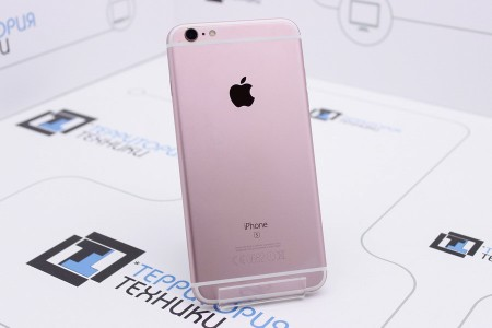 Смартфон Б/У Apple iPhone 6s Plus 64GB Rose Gold