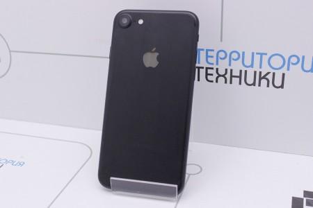 Смартфон Б/У Apple iPhone 7 32GB Black RFB