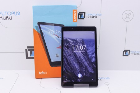 Планшет Б/У Lenovo Tab 4 8 TB-8304F1 16GB Black
