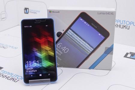 Смартфон Б/У Microsoft Lumia 640 XL Dual SIM