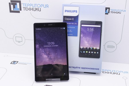 Планшет Б/У Philips E Line 16GB TLE821L/51
