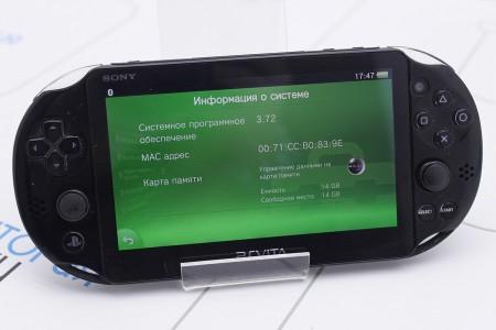 Приставка Б/У Sony PlayStation Vita Slim PCH-2008