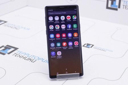 Смартфон Б/У Samsung Galaxy Note 9 128GB (SM-N960F)