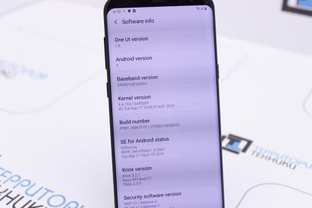 Смартфон Б/У Samsung Galaxy S8+ 64GB (SM-G955U1)