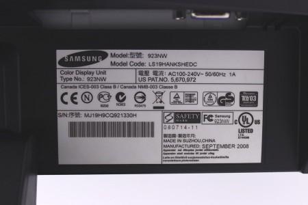 Монитор Б/У Samsung SyncMaster 923NW