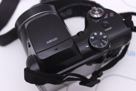 Фотоаппарат Б/У цифровой Samsung WB100