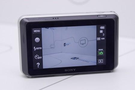 Фотоаппарат Б/У Sony Cyber-shot DSC-T110