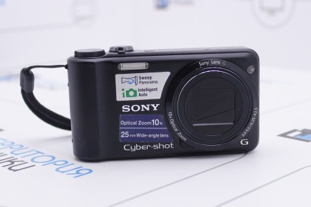 Фотоаппарат Б/У Sony Cyber-shot DSC-H55
