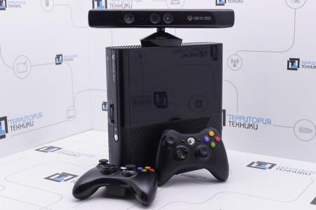Приставка Б/У Microsoft xBox 360 E 500Gb (LT 3.0) + Kinect