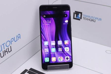Смартфон Б/У Xiaomi Mi Note 3 64Gb Black