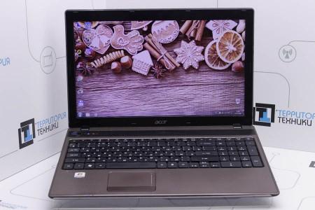 Ноутбук Б/У Acer Aspire 5253