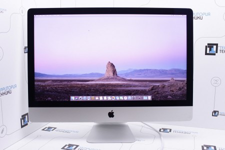 "Моноблок Б/У Apple iMac 27"" (Late 2013)"