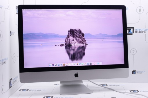"Apple iMac 27"" (Late 2013)"