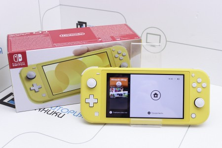 Приставка Б/У Nintendo Switch Lite