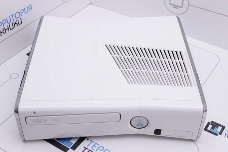 Приставка Б/У Microsoft xBox 360 Slim 4GB