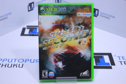 Split Second: Velocity (Xbox 360)