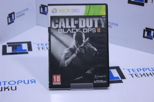 Call of Duty: Black Ops II (xBox 360)
