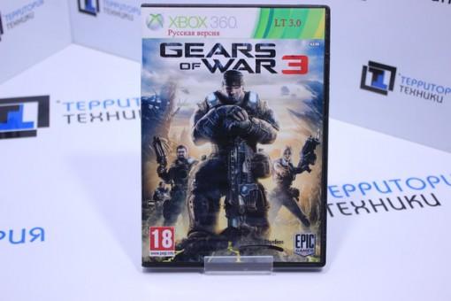Gears Of War 3 (xBox 360)