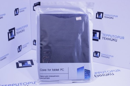 Чехол-книга ACTIV для планшета Leather 10 Black 002