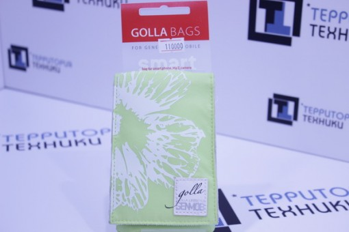 Чехол Golla Smart Bags Libby G1235 Lime Green
