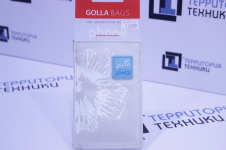 Чехол Golla Mobile Pockets RIGA G1207 White