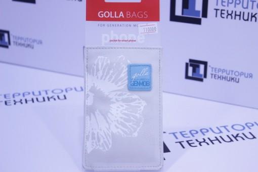 Чехол Golla Mobile Pockets RIGA G1207 White
