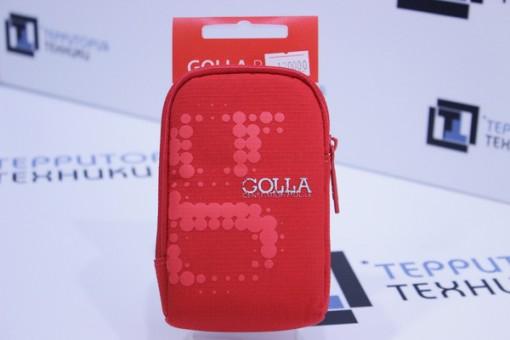Чехол Golla Digi Bag M G1145 GAGE RED