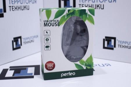 Мышь проводная Perfeo PF-81 Black