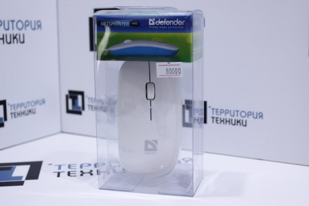 Мышь Defender NetSprinter 440 White