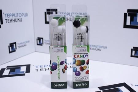 Наушники Perfeo Candy