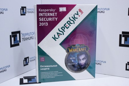 Антивирус Kaspersky Internet Security