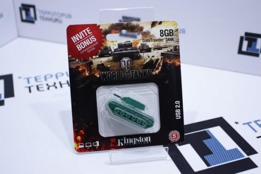 USB-накопитель 2.0 8Gb WoT
