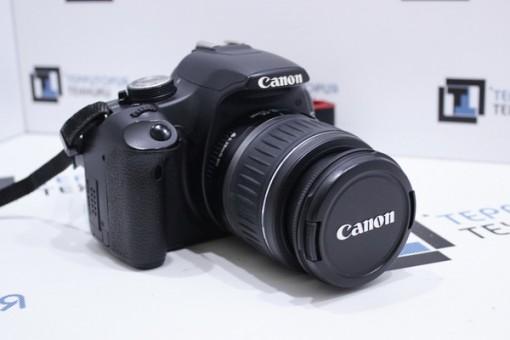 Canon EOS 500D Kit 18-55mm II