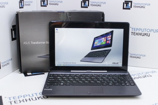 ASUS Transformer Book T100TA 532GB Dock