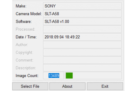 Фотоаппарат зеркальный Б/У Sony Alpha SLT-A58K Kit 18-55mm II