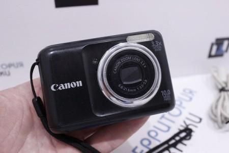 Фотоаппарат Б/У цифровой Canon PowerShot A800