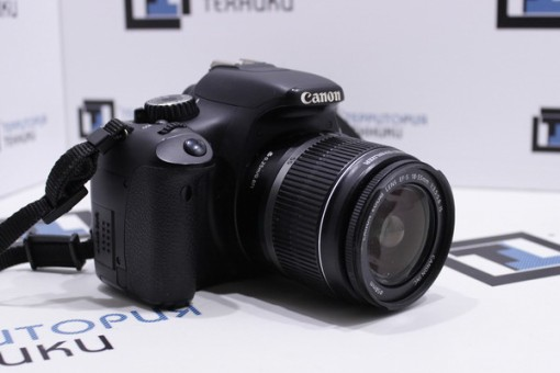 Canon EOS Kiss x4 (550D) Kit 18-55mm IS (без AF)